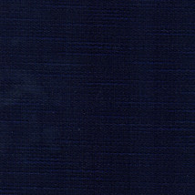 Longaberger Small Work Load Basket Indigo Blue Fabric Over Edge Liner Only - $13.81