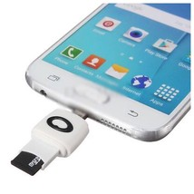 Micro USB 2.0 + USB 2.0 A male Date OTG Adapter For Android Tablet Phone C39