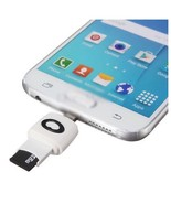 Micro USB 2.0 + USB 2.0 A male Date OTG Adapter For Android Tablet Phone... - $2.96