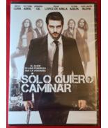 SOLO QUIERO CAMINAR- DVD- MOVIE- DIEGO LUNA- NEW- FREE SHIPPING - $9.99