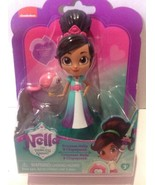 Princess Nella And Chipsqueak Figure Nickelodeon Figure - $8.91