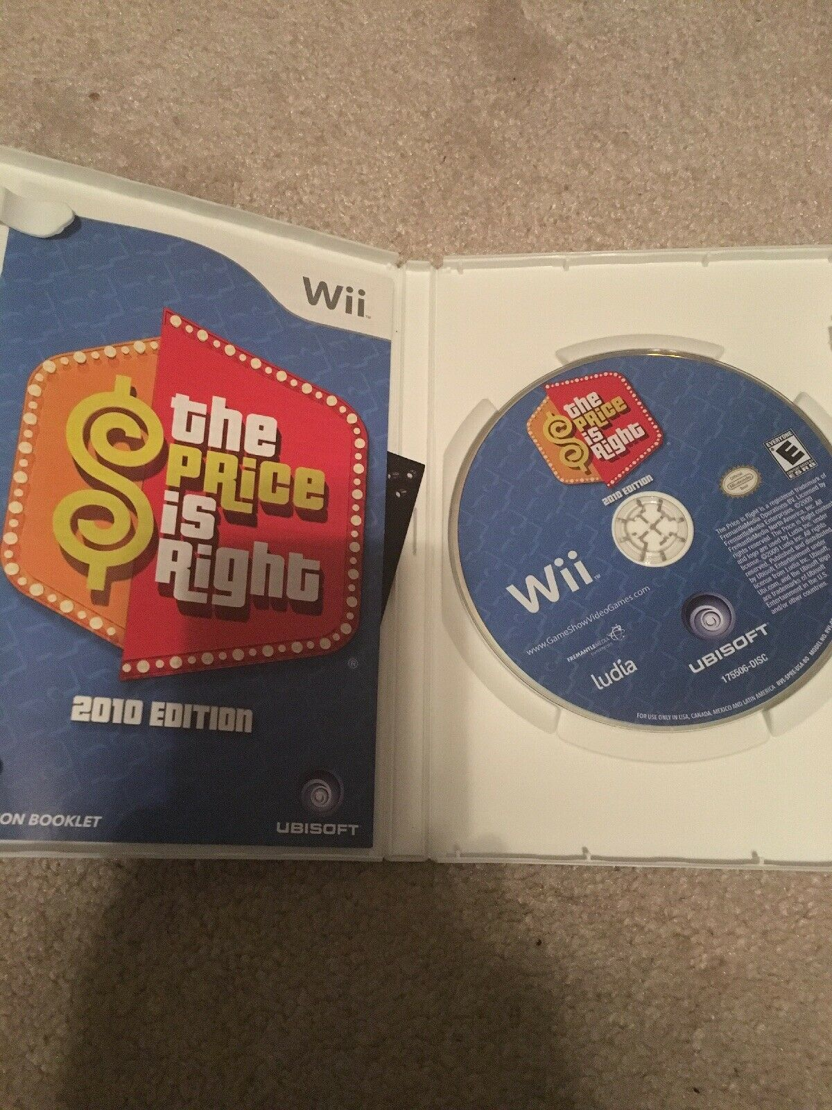 The Price is Right 2010 Edition (Nintendo Wii, 2010) image 2