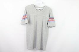 Vintage 70s Nike Vêtements de Sport Hommes M Sort Sortie Imprimé Chemise... - $118.31