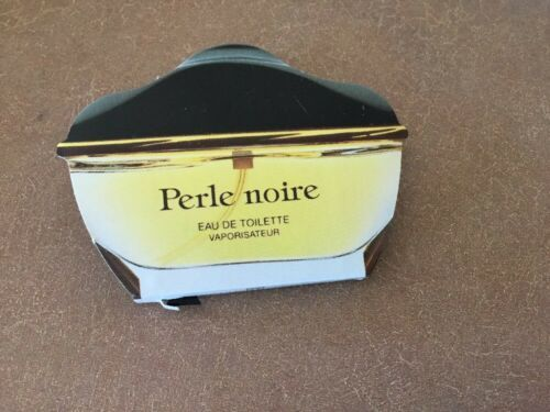 Primary image for 15 Avon Perle Noire Eau de Toilette Vial Sample On A Card 1993 New A