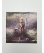 "Megadeath Countdown to Extinction Sticker 4.75"" x 4.75"" Original - $29.02"