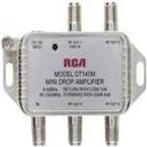 RCA 4 Way Bi-Directional RF Amplifier Digital Technology DT140M 54-100Mhz NEW! - $17.82