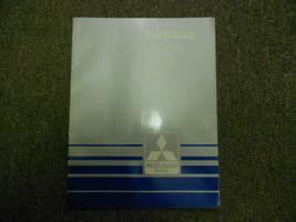 1985 Mitsubishi Mirage Electrical Wiring Service Repair Shop Manual Factory 85 - $19.76