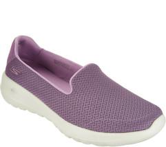 Skechers GO Walk Joy Slip-on Shoes - Radiant Lavender 9.5 W - $39.59