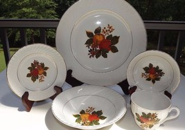 Enoch Wedgwood Tunstall England English Harvest... - $9.95