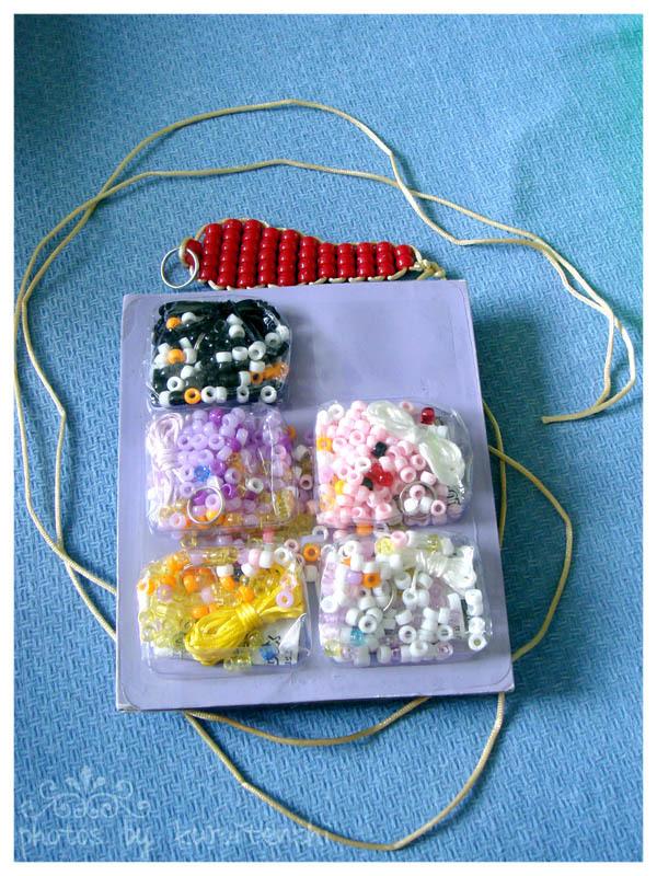 Plastic Bead Animal Making Kits