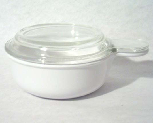 Primary image for Corning Ware Grab-It Bowl Just White P-150-B with Pyrex Lid