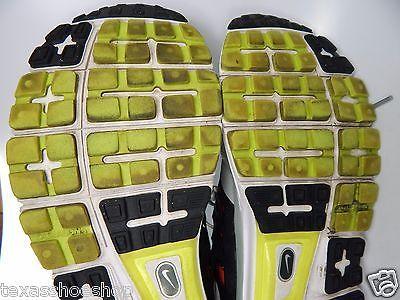 Nike Vomero 9 Men's Running Shoe Size US 12.5 M (D) EU 47 Gray Red 642195-006