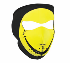 Smiley Neoprene Face Mask - $13.49