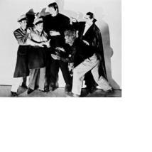 Abbott and Costello MM22 Vintage 8X10 BW Comedy TV Memorabilia Photo - $6.99