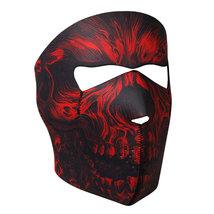 Red Shredder Neoprene Face Mask - $11.49