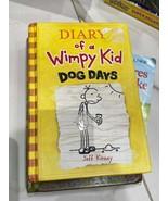 Diary of A Whimpy Kid Dog Days by Jeff Kinney - $10.36