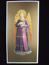 FRA ANGELICO Angel Musical Instrument Art Print Picture - ready to be framed - $15.88