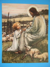 "Cicely Mary Barker Reconciliation Jesus Child Religious Catholic Print 11x14"" - $18.69"