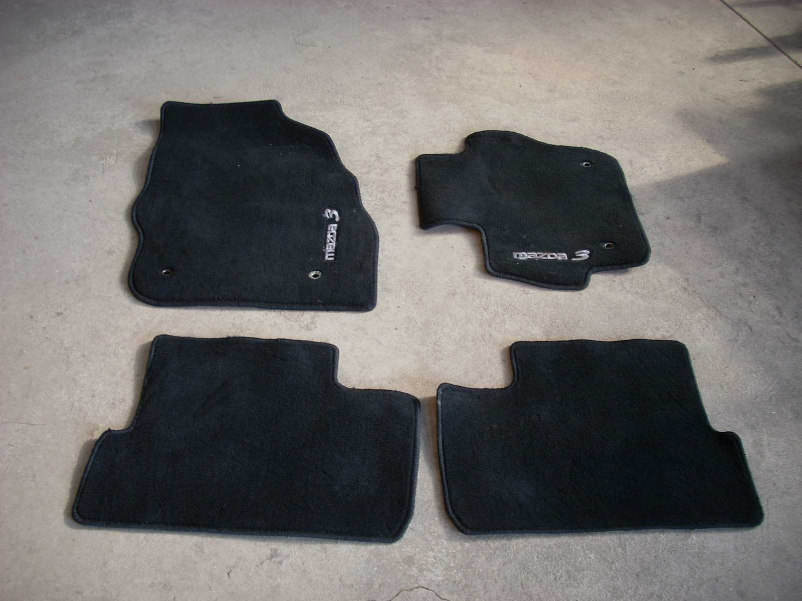 floor zealand mazda car mats new powerful branded shop