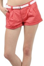 Coral Spring Shorts (large, coral) - $35.63