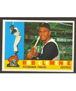 ROBERTO CLEMENTE Card RP #326 Pirates 1960 T Free Shipping - $2.75