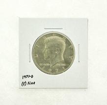 1971-D Kennedy Half Dollar (F) Fine N2-3467-16 - $0.99