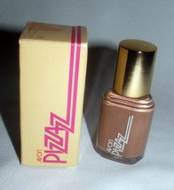 Avon Pizzazz Oil Inhibiting Foundation Original Box Unused 1982 Vintage Jar - $19.78