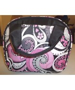 FLORAL & PAISLEY FABRIC INSULATED BOWLER DOME I... - $15.99