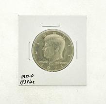 1971-D Kennedy Half Dollar (F) Fine N2-3467-20 - $0.99