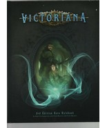 Victoriana - 3rd Edition Core Rulebook - Walt Ciechanowski - HC - 2013 C... - $68.59