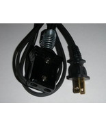 Power Cord for Panasonic Rice-O-Mat Rice Cooker Model SR-28EG (3/4 2pin)6ft - $19.99