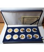 Statehood Quarter Collection - Gold Plated Edition - $79.95