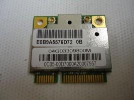 Asus R704A 802.11b/g/n Half Size Mini Card RTL8188CE AW-NE139H - $7.20