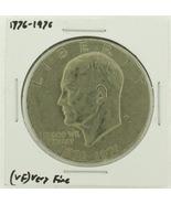1976 Type I Eisenhower Dollar RATING: (VF) Very Fine (N2-4139-6) - $4.00