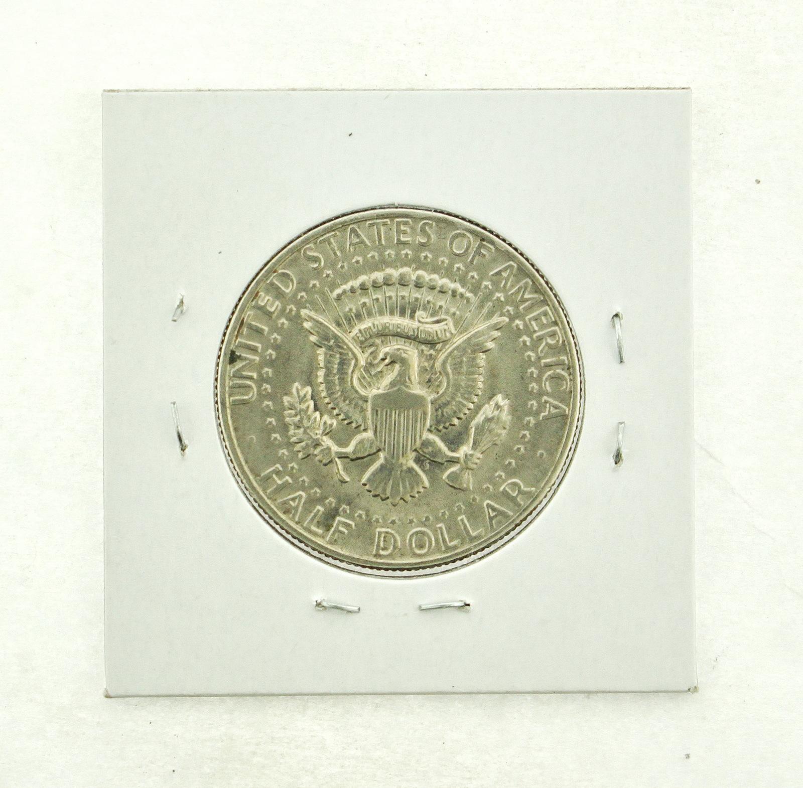 1971-D Kennedy Half Dollar (F) Fine N2-3467-26