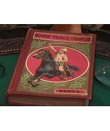 Bonnie Prince Charlie Hardbound book - $15.00