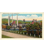 Kendall Oil Refinery Bradford Pennsylvania vintage Post Card - $7.00