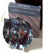 Avon Canadian Portraits Plate Alberta Adventure - $6.99
