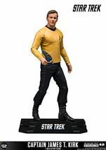 McFarlane Toys Star Trek Captain James T. Kirk Collectible Action Figure - $25.47