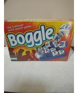 CLASSIC BOGGLE 1999 Parker Brothers 3-Minute Word Game vintage retro NEW... - $24.75