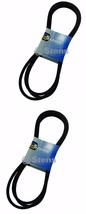 2 Pack OEM Belt Fits John Deere Gx21833 GX20571 - $52.44