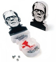 Storage Boxes Screw Funky Design Frankenstein's monster Home Office Room... - $12.90