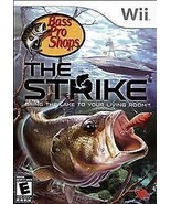 Nintendo Wii Bass Pro Shops - The Strike:  No Instruction Manual - $5.98