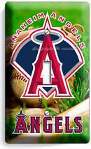 ANAHEIM ANGELS BASEBALL MLB TEAM LOGO SINGLE LI... - $9.99