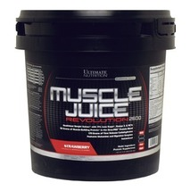 Ultimate Nutrition Muscle Juice Revolution 2600, Strawberry 11.1 lb - $211.00