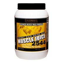 Ultimate Nutrition Muscle Juice 2544, Banana 4.96 lb - $109.00