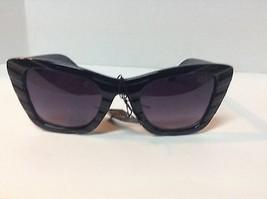 Designer Sunglasses 400 UV Protection Blues Brothers Black NWT - $8.99