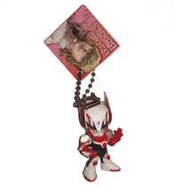 "Tiger & Bunny ""Bunny"" Chibi Figure Keychain / Charm with Barnaby Tag * A... - $5.88"