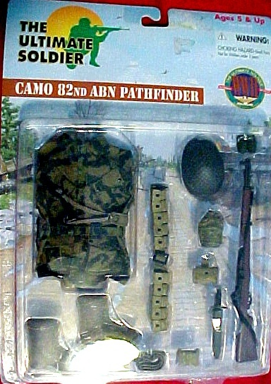 Primary image for Ultimate Soldier  CAMO 82nd ABN Pathfinder - Uniform & Equipment