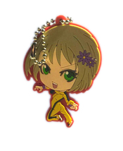 "Tiger & Bunny ""Dragon Kid / Pao-Lin"" Chibi Rubber Keychain * ANIME - $5.88"